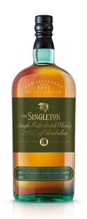 The Singleton Of Glendullan Scotch Single Malt 18 Year 750ml